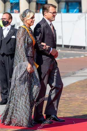 Editorial photo of Prinsjesdag ceremony, The Hague, The Netherlands - 15 Sep 2020