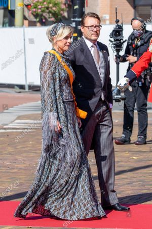 Editorial picture of Prinsjesdag ceremony, The Hague, The Netherlands - 15 Sep 2020