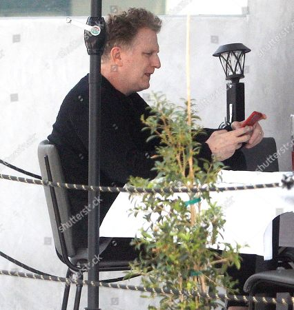 Editorial image of Michael Rapaport out and about, Los Angeles, USA - 14 Sep 2020
