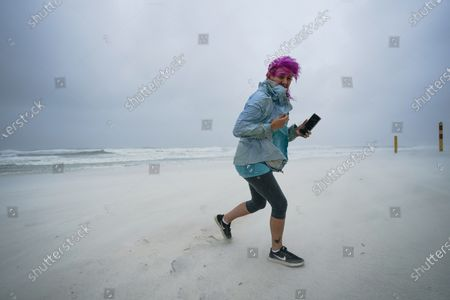 Editorial picture of Tropical Weather, Gulf Shores, United States - 15 Sep 2020