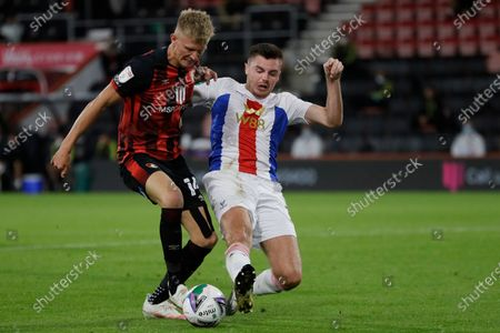 Editorial photo of Soccer League Cup, Bournemouth, United Kingdom - 15 Sep 2020