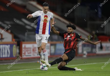 Editorial picture of Bournemouth vs Crystal Palace, United Kingdom - 15 Sep 2020