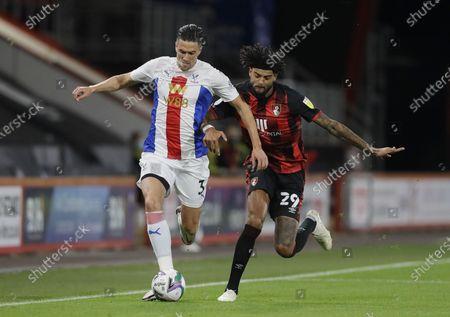 Editorial image of Bournemouth vs Crystal Palace, United Kingdom - 15 Sep 2020