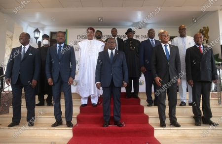Editorial picture of ECOWAS summit with Mali junta, in Ghana, Accra - 15 Sep 2020