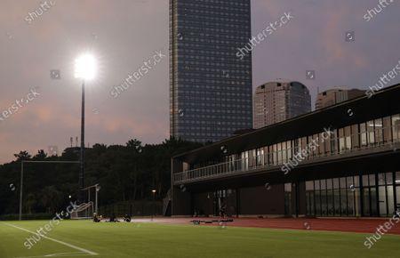 JFAJFA YUME Field, General view - Football / Soccer : U19 Japan National team training camp at JFA YUME Field in Chiba, Japan.