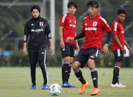 Atsuto Uchida (JPN) - Football / Soccer : U19 Japan National team training camp at JFA YUME Field in Chiba, Japan.