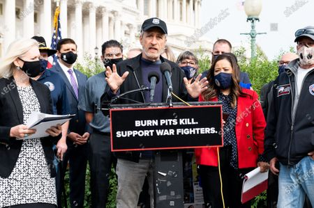 Editorial picture of Advocates for Veterans Exposed to Burn Pits in Washington, DC, USA - 15 Sept 2020