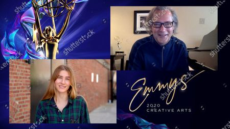 Editorial picture of 2020 Creative Arts Emmys Variety, Los Angeles, United States - 15 Sep 2020