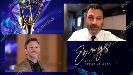 Editorial photo of 2020 Creative Arts Emmys Variety, Los Angeles, United States - 15 Sep 2020