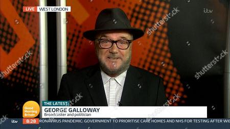 Editorial photo of 'Good Morning Britain' TV Show, London, UK - 16 Sep 2020