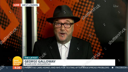 Stock Picture of George Galloway
