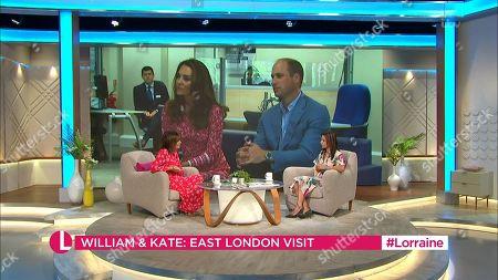 Editorial image of 'Lorraine' TV Show, London, UK - 16 Sep 2020