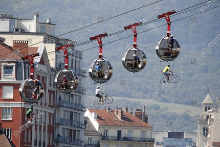 Editorial picture of Tour de France 2020 - 17th stage, Grenoble - 16 Sep 2020