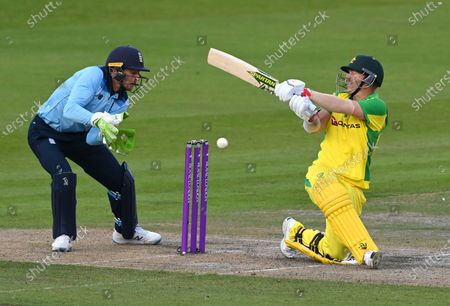 Editorial image of Cricket England Australia, Manchester, United Kingdom - 16 Sep 2020