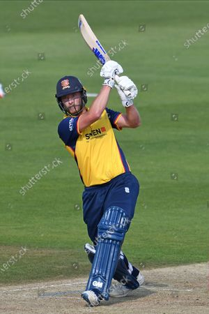 Tom Westley of Essex during the Vitality T20 Blast South Group match between Hampshire County Cricket Club and Essex County Cricket Club at the Ageas Bowl, Southampton