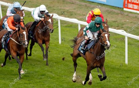 Editorial image of Horse Racing - 16 Sep 2020
