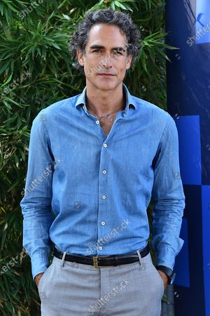 Editorial picture of 'Such and What Show' TV show, photocall, Rome, Italy - 16 Sep 2020