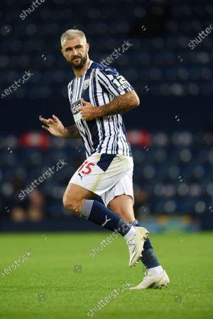 Editorial image of West Bromwwich Albion v Harrogate Town, EFL Carabao Cup 2nd Round, Football, The Hawthorns, West Bromwich, Uk - 16 Sep 2020