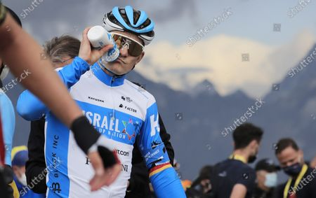 German rider Andre Greipel of Israel Start-Up Nation after the 17th stage of the Tour de France over 170km from Grenoble to Meribel Col de la Loze, France, 16 September 2020.