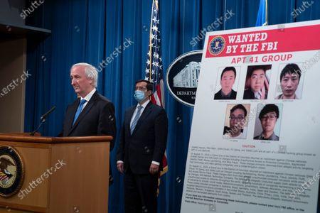 Chinese hackers charged, Washington DC