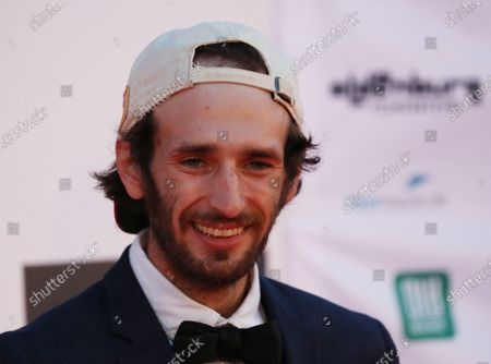Stock Picture of Hopper Penn on the red carpet of the opening of the 27th Oldenburg International Film Festival (Filmfest Oldenburg) in Oldenburg, northern Germany, 16 September 2020. The festival opens with the movie Puppy Love' by director Michael Maxxis.