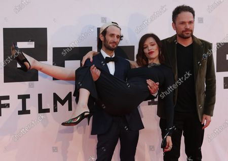Editorial picture of 27th Oldenburg International Film Festival, Germany - 16 Sep 2020