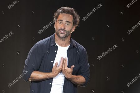 Stock Picture of Florent Peyre