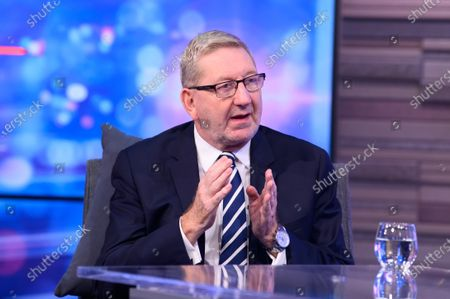 Stock Photo of Len McCluskey