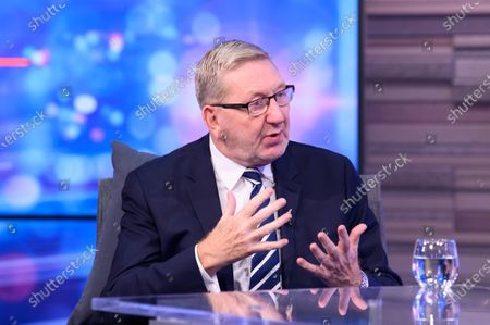 Stock Picture of Len McCluskey