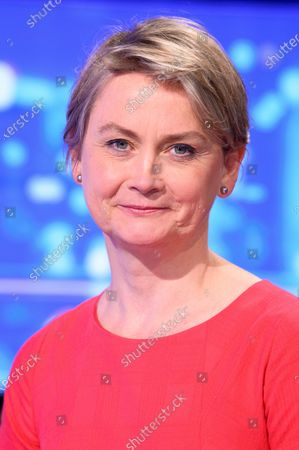Stock Picture of Yvette Cooper