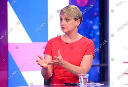 Editorial photo of 'Peston' TV show, Series 6, Episode 28, London, UK - 16 Sep 2020