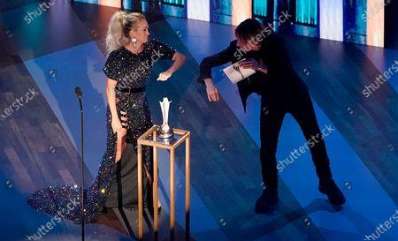 Editorial image of 2020 ACM Awards, Nashville, United States - 16 Sep 2020