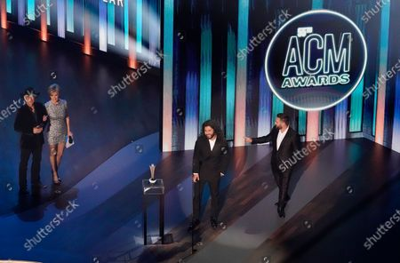 Editorial photo of 2020 ACM Awards, Nashville, United States - 16 Sep 2020