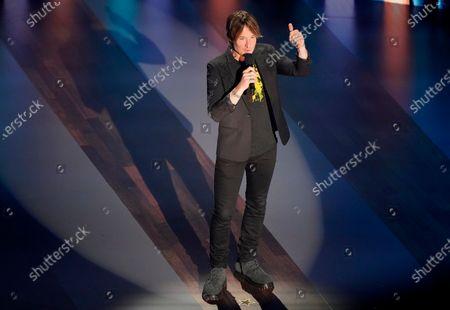 Editorial photo of 2020 ACM Awards, Nashville, United States - 16 Sep 2020