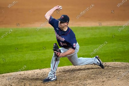 Editorial picture of Twins White Sox Baseball, Chicago, United States - 16 Sep 2020