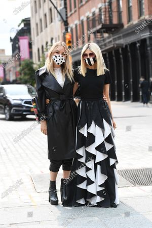 Stacey Bendet and Jenny Mollen