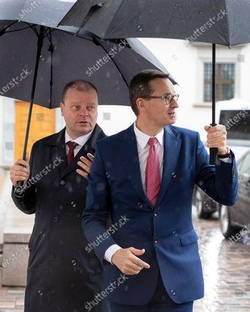 Editorial image of Poland, Vilnius, Lithuania - 17 Sep 2020