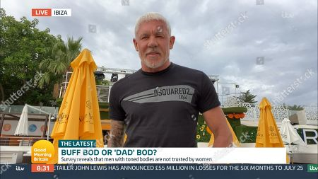 Editorial picture of 'Good Morning Britain' TV Show, London, UK - 17 Sep 2020