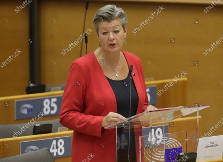 European Parliament plenary session, Brussels