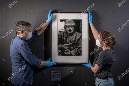 Editorial photo of Don McCullin Retrospective Exhibition, Tate, Liverpool, UK - 14 Sep 2020
