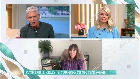 Phillip Schofield, Holly Willoughby, Katherine Kelly