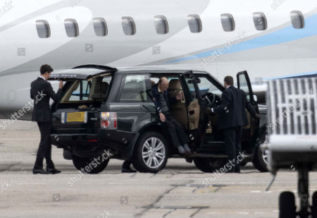 Prince Philip. Royals leave earlier than planned from their Balmoral holiday.