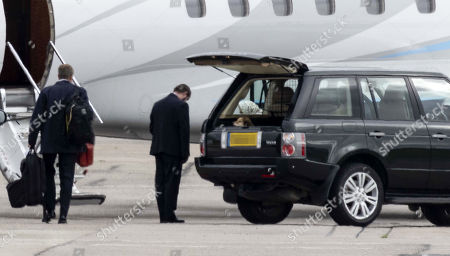 Queen Elizabeth II. Royals leave earlier than planned from their Balmoral holiday.
