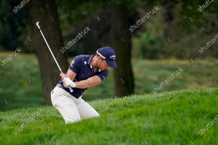 Editorial photo of US Open Golf, Mamaroneck, United States - 17 Sep 2020