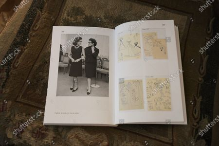 Book and images