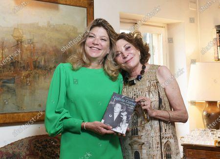 Raffaella and Gigliola Curiel