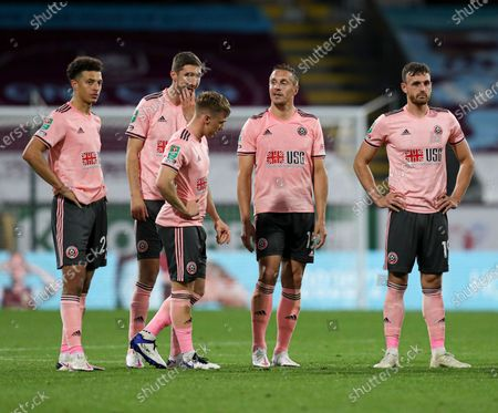 Editorial picture of Burnley v Sheffield United, EFL Carabao Cup 2nd Round, Football, Turf Moor, Burnley, UK - 17 Sep 2020