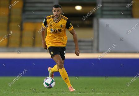Wolverhampton Wanderers Romain Saiss