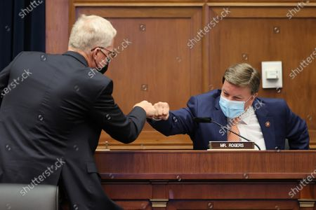 Editorial image of US House Committee on Homeland Security Hearing on Worldwide threats to the Homeland, Washington, District of Columbia, USA - 17 Sep 2020
