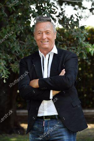 Tv host Paolo Belli
